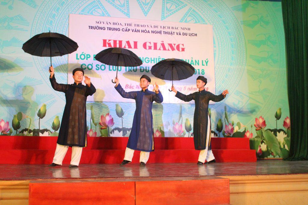 Khai giảng Lớp bồi dưỡng Nghiệp vụ quản lý Cơ sở lưu trú du lịch năm 2018 tại Bắc Ninh IMG 2975