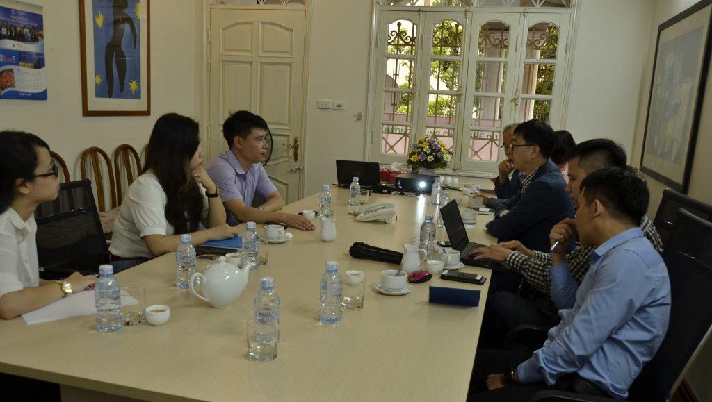 Trường Trung cấp Nghề Du lịch Hà Nội kí kết hợp tác với Trường Daegu Health College (Hàn Quốc) DSC0848 e1530094702641