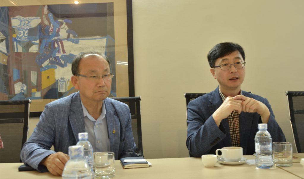 Trường Trung cấp Nghề Du lịch Hà Nội kí kết hợp tác với Trường Daegu Health College (Hàn Quốc) DSC0852 e1530096020203