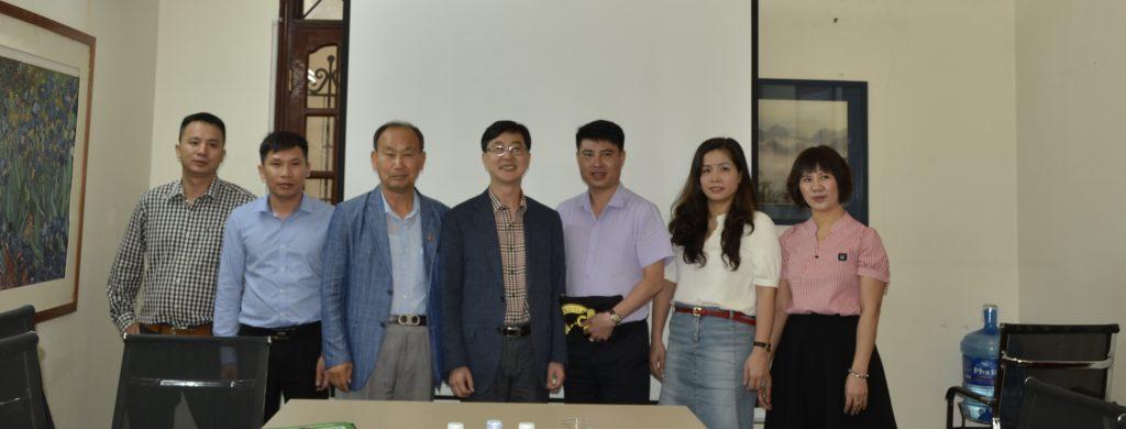 Trường Trung cấp Nghề Du lịch Hà Nội kí kết hợp tác với Trường Daegu Health College (Hàn Quốc) DSC0858 e1530095151117