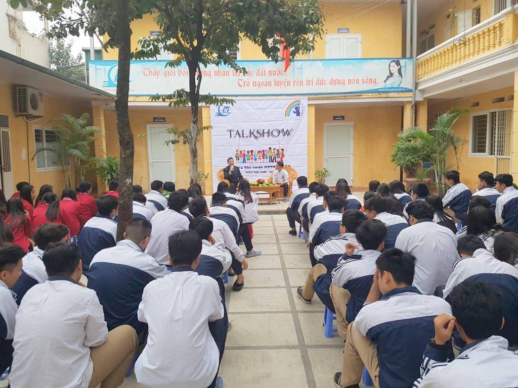 Trường Trung cấp Nghề Du lịch HHTC: 100 chỉ tiêu cho đào tạo song bằng anh Ho tung Mau