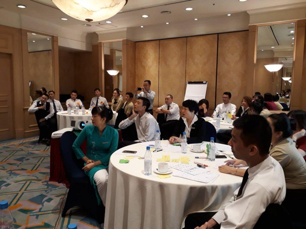 Đào tạo theo yêu cầu doanh nghiệp: Đào tạo nghiệp vụ cho nhân viên Khách sạn Daewoo Hà Nội 36829595 846251858907766 1181366445943029760 n