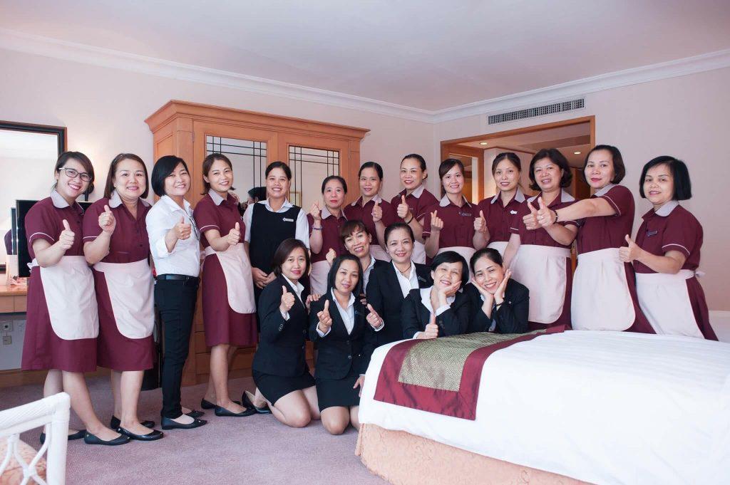 Đào tạo theo yêu cầu doanh nghiệp: Đào tạo nghiệp vụ cho nhân viên Khách sạn Daewoo Hà Nội 37223570 1337802773031373 6016040934381191168 n