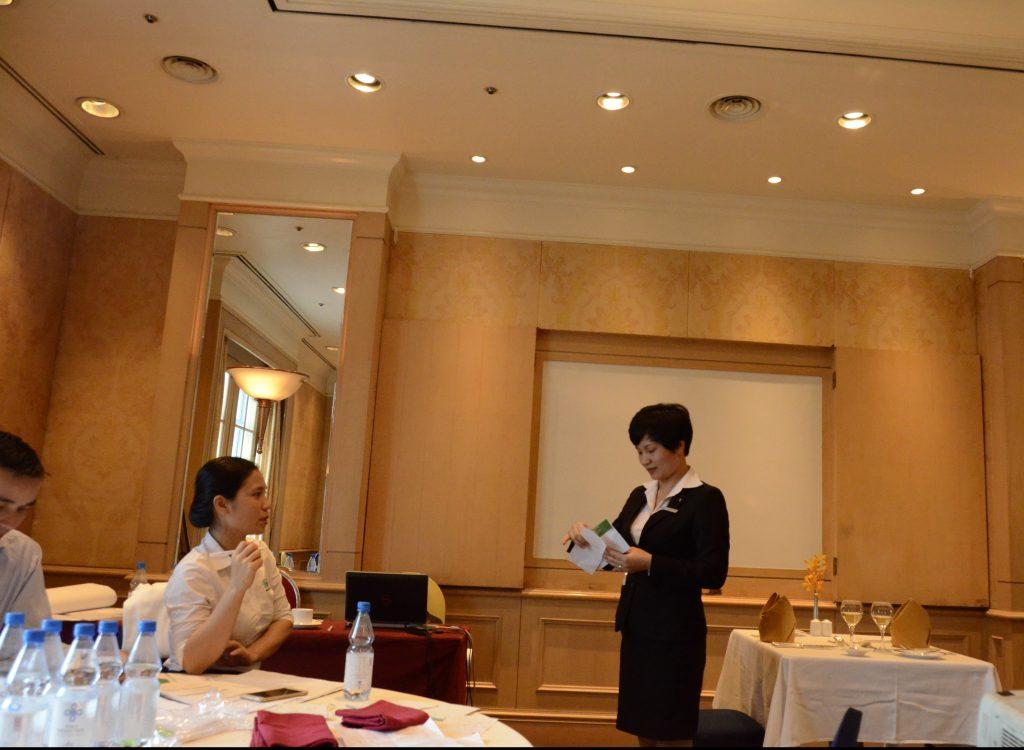 Đào tạo theo yêu cầu doanh nghiệp: Đào tạo nghiệp vụ cho nhân viên Khách sạn Daewoo Hà Nội DSC1129 e1531477848202