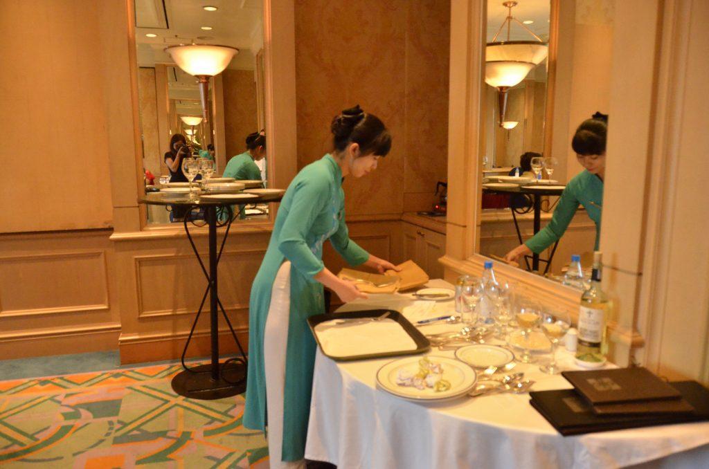 Đào tạo theo yêu cầu doanh nghiệp: Đào tạo nghiệp vụ cho nhân viên Khách sạn Daewoo Hà Nội DSC1149