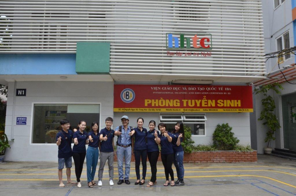 """""""Học đi đôi với hành"""" của học viên Khoa Lữ Hành Trường Du lịch HHTC DSC1160"""