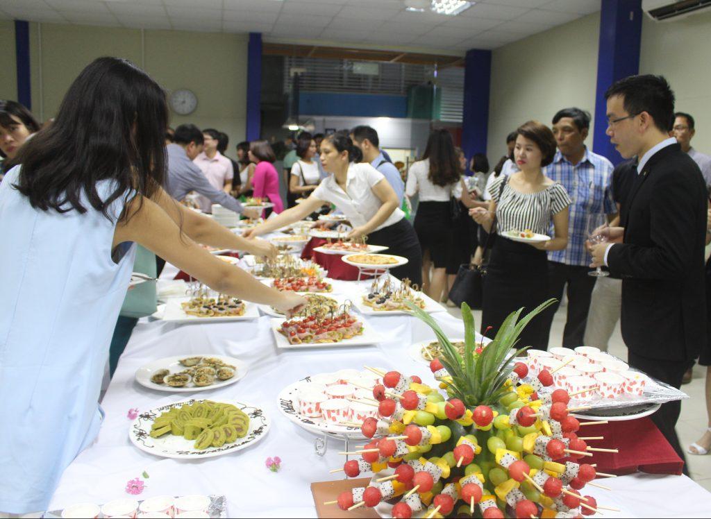 Lễ ra mắt Công ty Cung ứng nguồn nhân lực Du lịch chất lượng cao (THPRO) IMG 3327 e1530677161700