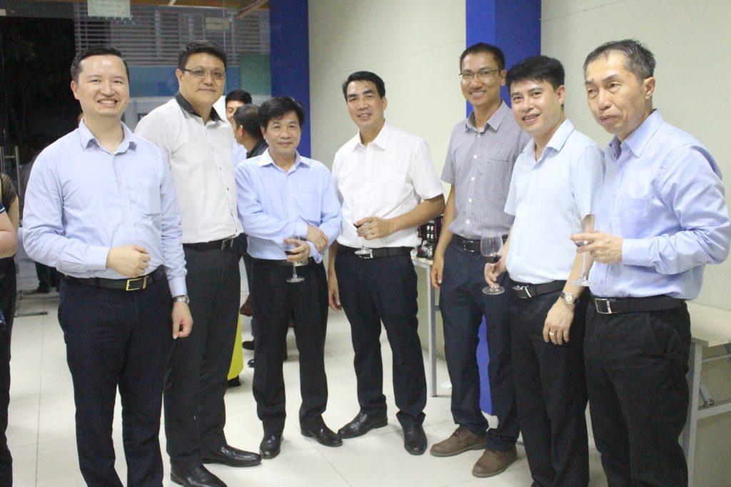 Lễ ra mắt Công ty Cung ứng nguồn nhân lực Du lịch chất lượng cao (THPRO) THpro và Singaprore