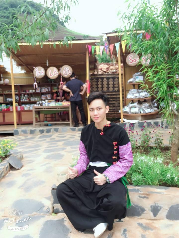 """Lường Sơn Lâm: """"Chọn nghề Hướng dẫn viên là cơ duyên đặc biệt"""" nh Lâm 2"""