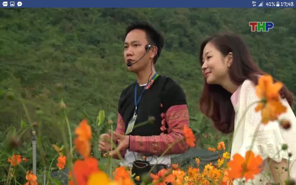 """Lường Sơn Lâm: """"Chọn nghề Hướng dẫn viên là cơ duyên đặc biệt"""" Lam 2"""