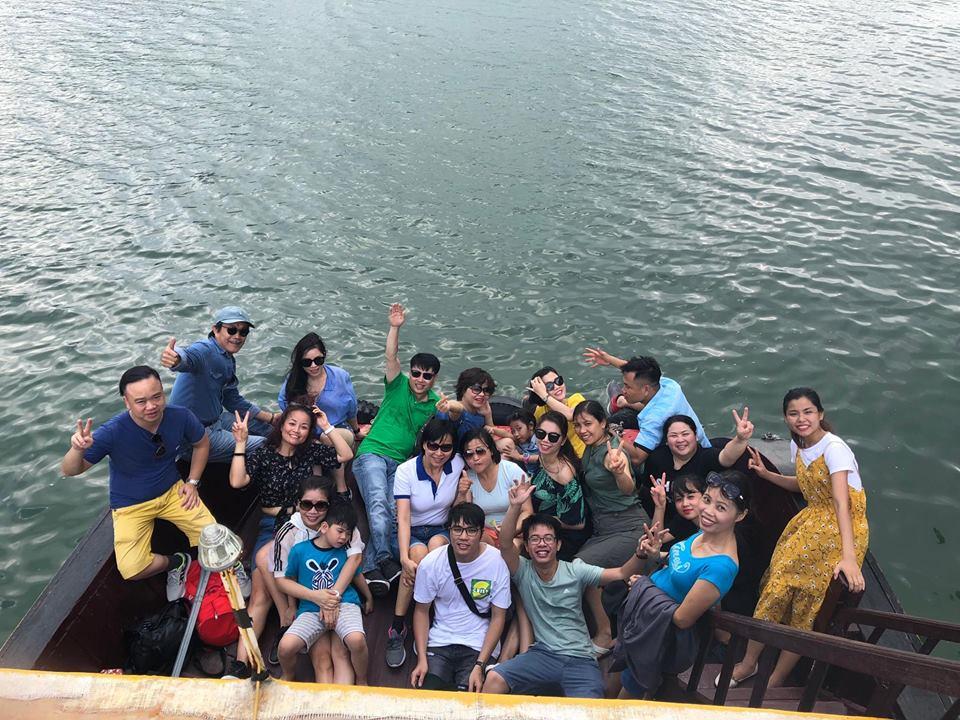 Trường HHTC tổ chức team building cho Cán bộ nhân viên tại Vịnh Lan Hạ - Hải Phòng 44032469 185659529001714 4864156179045023744 n