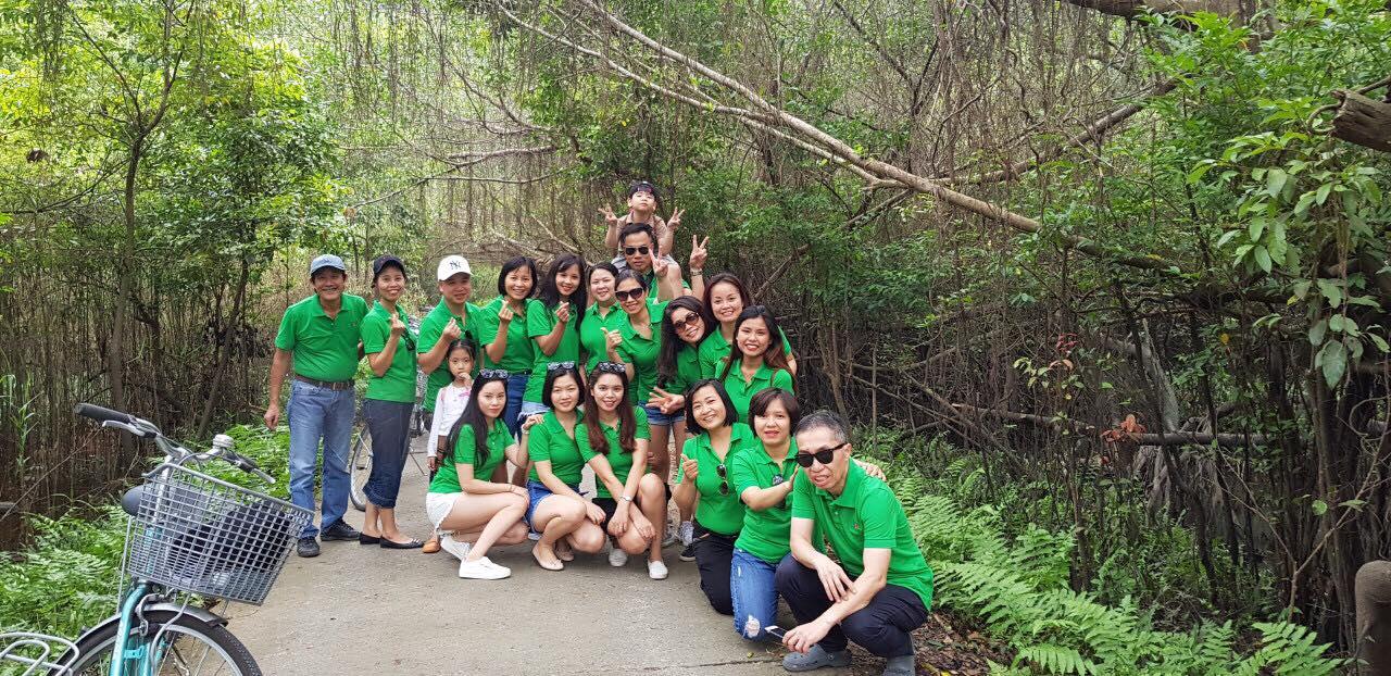 Trường HHTC tổ chức team building cho Cán bộ nhân viên tại Vịnh Lan Hạ - Hải Phòng 44044630 1956997321046899 8566087078146736128 n