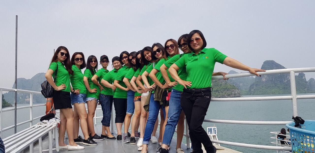 Trường HHTC tổ chức team building cho Cán bộ nhân viên tại Vịnh Lan Hạ - Hải Phòng 44047456 298794734066139 9058363598115438592 n
