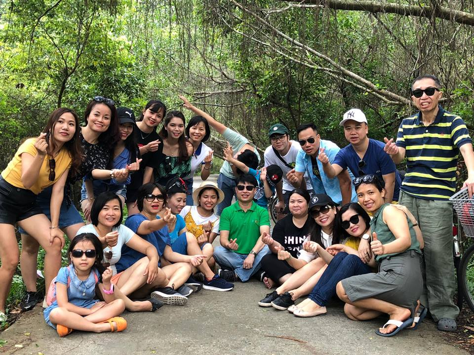 Trường HHTC tổ chức team building cho Cán bộ nhân viên tại Vịnh Lan Hạ - Hải Phòng 44081580 2155207934797869 8541516386290106368 n