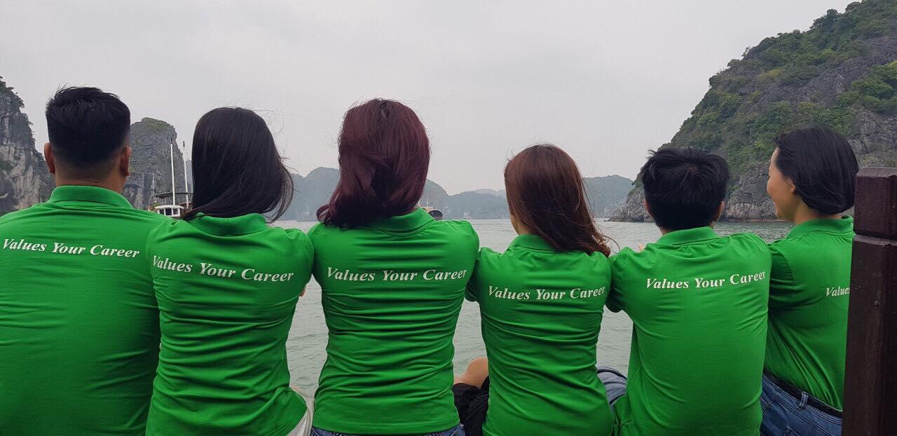 Trường HHTC tổ chức team building cho Cán bộ nhân viên tại Vịnh Lan Hạ - Hải Phòng 44086306 477630599422787 8798984020529512448 n