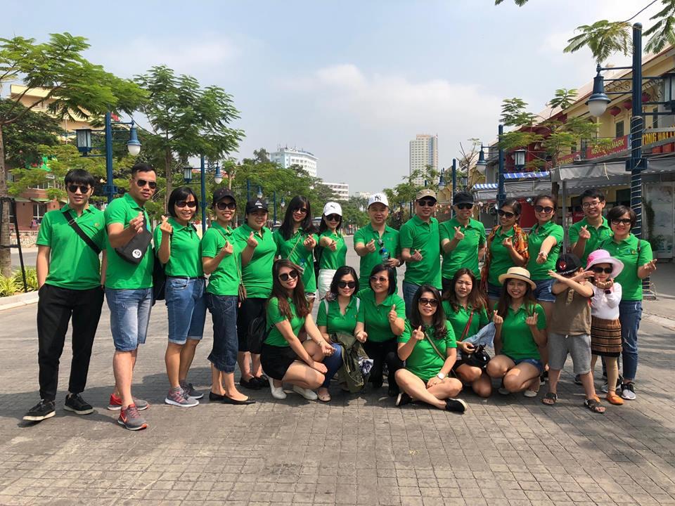 Trường HHTC tổ chức team building cho Cán bộ nhân viên tại Vịnh Lan Hạ - Hải Phòng 44093896 702245993470798 7289579809447870464 n