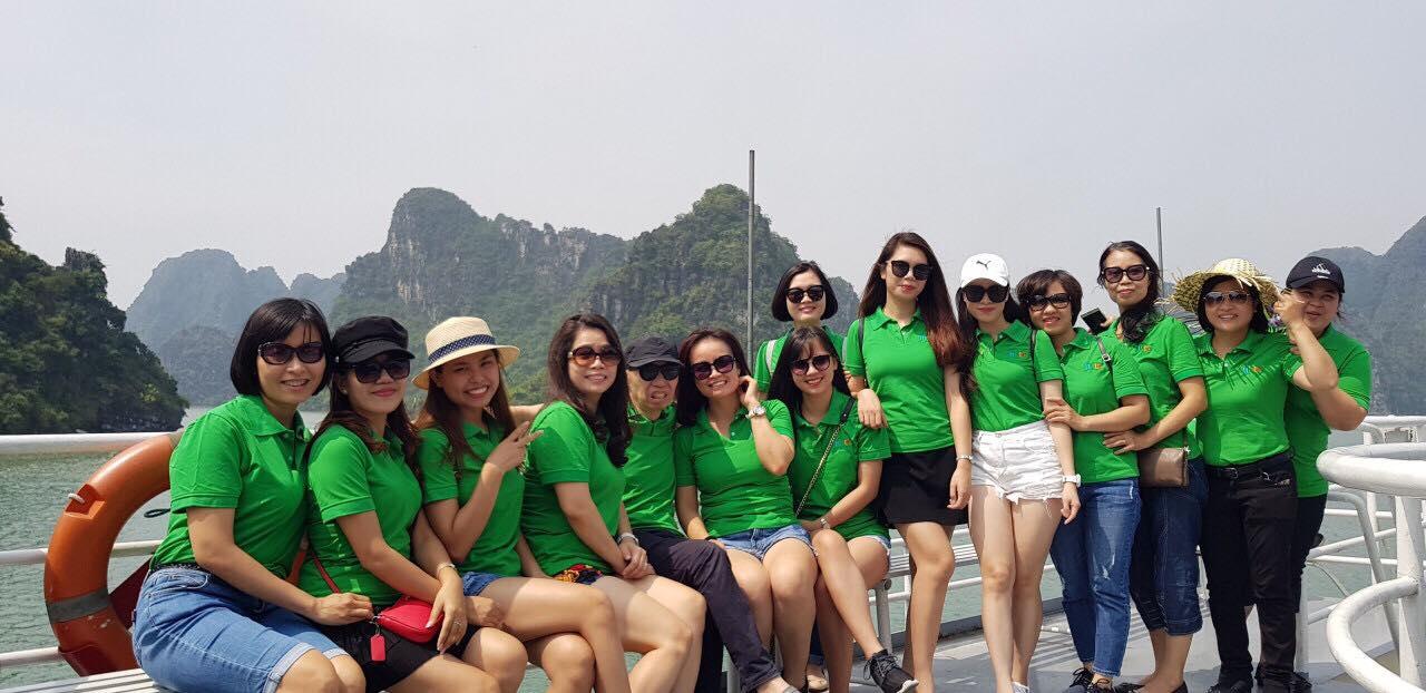 Trường HHTC tổ chức team building cho Cán bộ nhân viên tại Vịnh Lan Hạ - Hải Phòng 44104214 1909200185836743 3568830416649453568 n