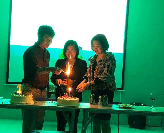 Trường HHTC tổ chức chúc mừng cơ sở mới tròn 1 tuổi và ngày 20/10 44422207 2123349557984385 3387145908389937152 n