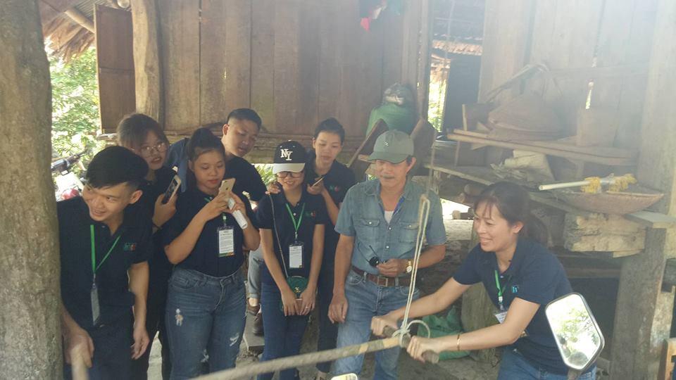 Học Hướng dẫn viên Du lịch cần nhất những chuyến đi trải nghiệm thực tế HB10