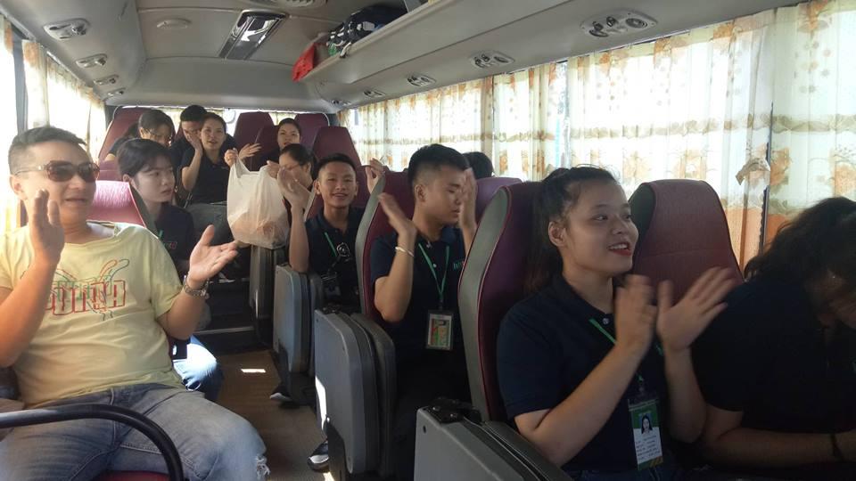Học Hướng dẫn viên Du lịch cần nhất những chuyến đi trải nghiệm thực tế HB7
