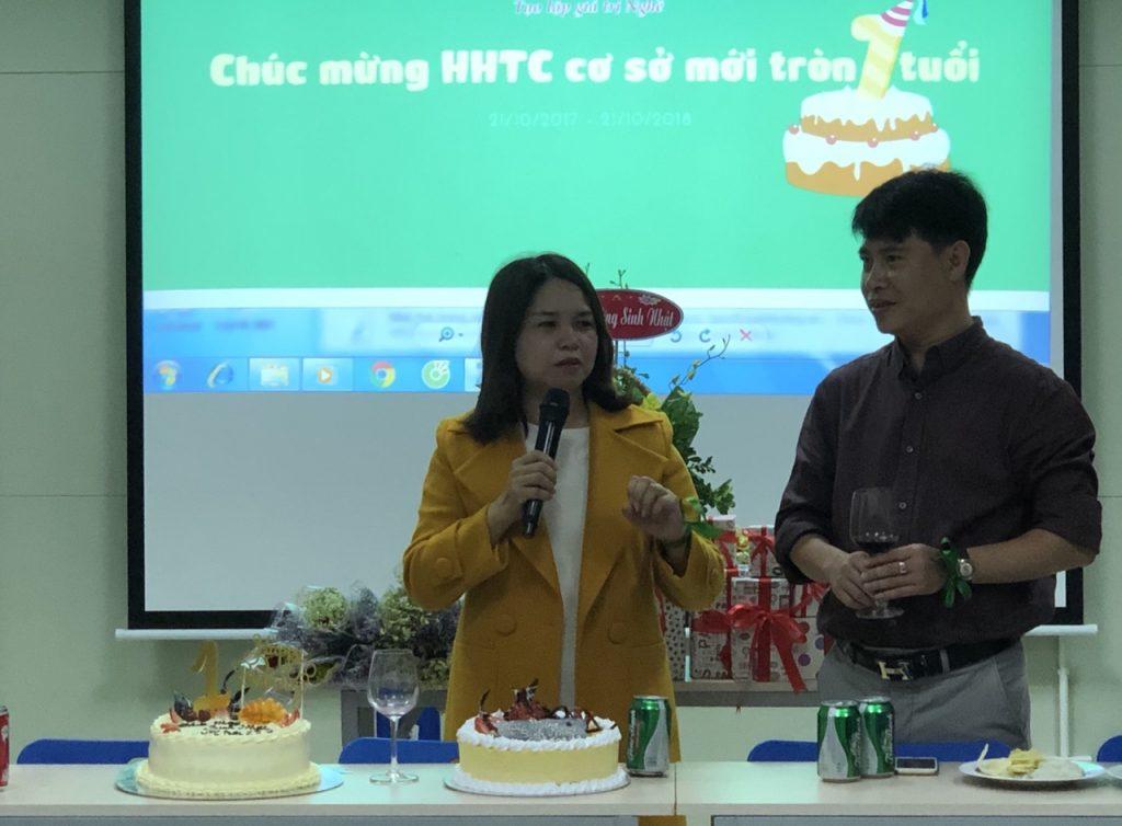 Trường HHTC tổ chức chúc mừng cơ sở mới tròn 1 tuổi và ngày 20/10 z1148904232491 ce415f215b9006c52007fb3e34ece1c8