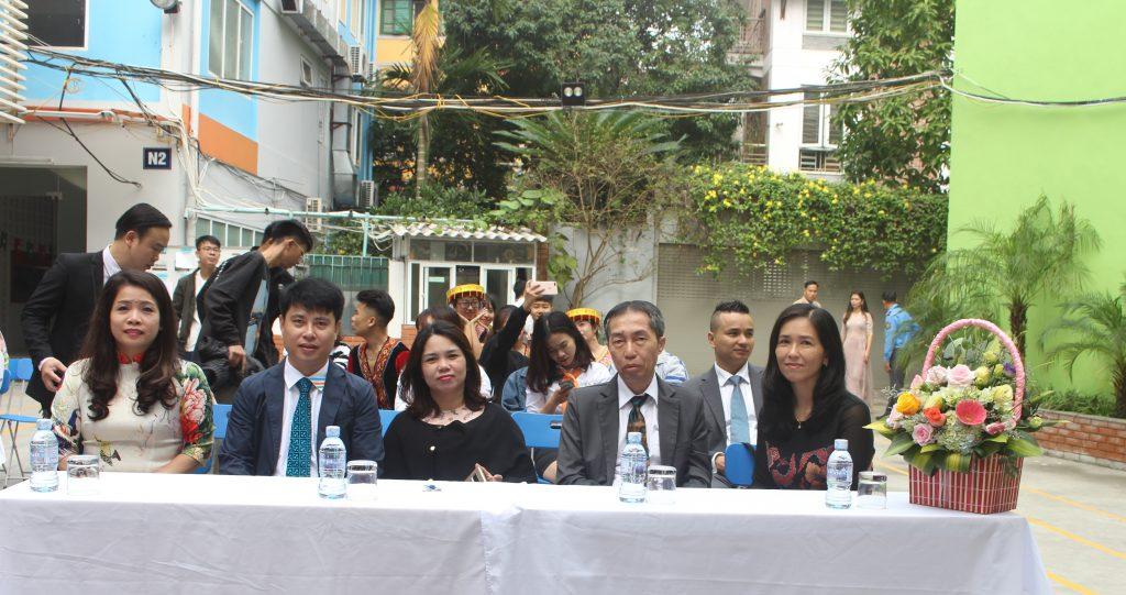 Trường Du lịch Hà Nội: Rộn ràng chào mừng Ngày Nhà Giáo Việt Nam 20/11 IMG 3882