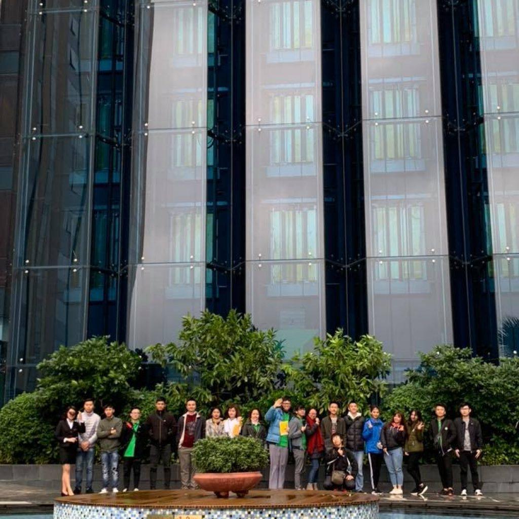 Học viên HHTC thực tế tại Khách sạn Crowne Plaza West Hanoi nh 10 1