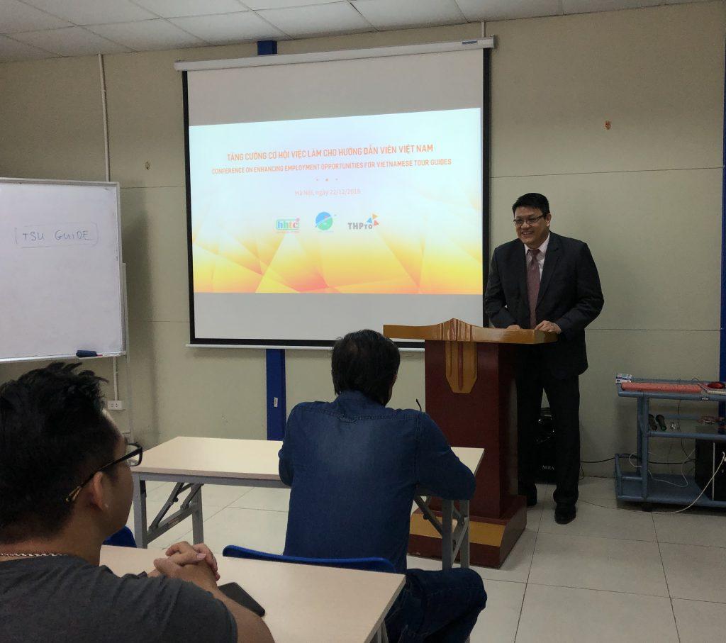 """Công ty THPro tổ chức hội thảo """"Tăng cường cơ hội việc làm cho Hướng dẫn viên Việt Nam"""" 20181222 022207266 iOS e1545732015578"""
