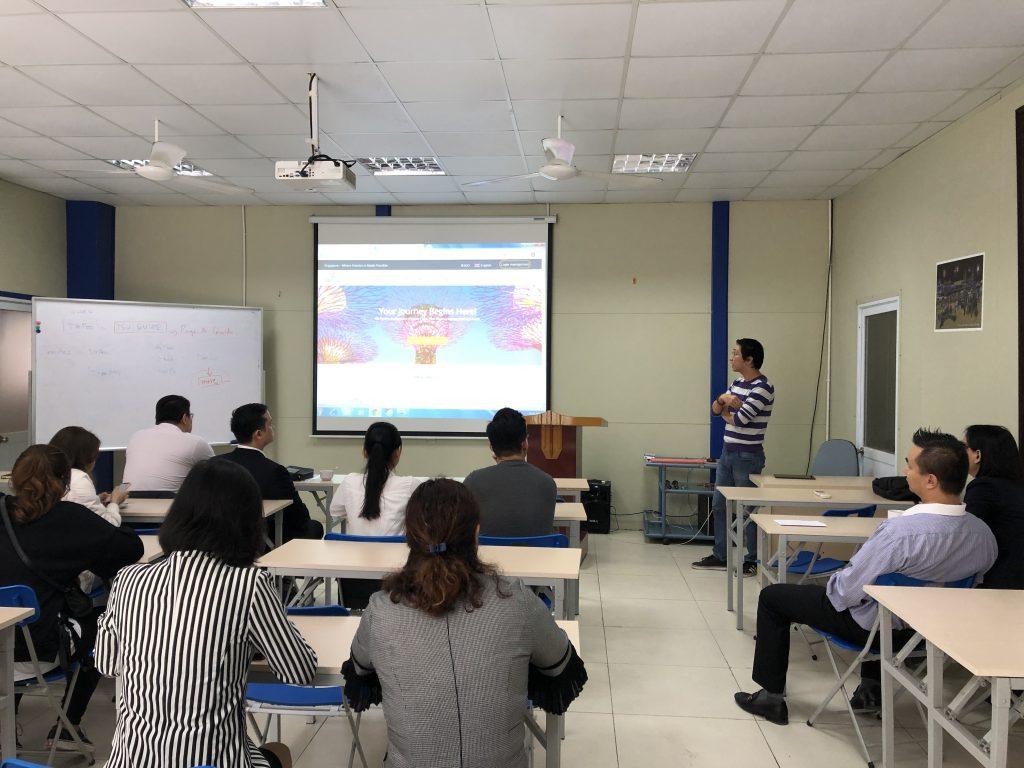 """Công ty THPro tổ chức hội thảo """"Tăng cường cơ hội việc làm cho Hướng dẫn viên Việt Nam"""" 20181222 034454345 iOS"""