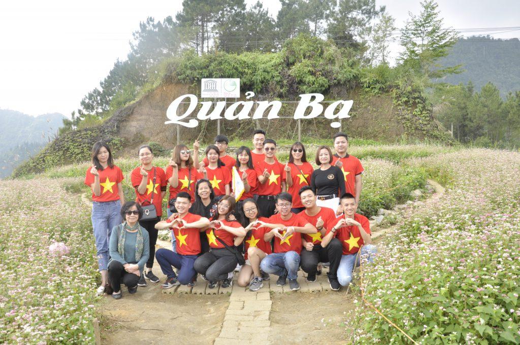 Học viên HHTC: Tự hào hát Quốc ca nơi cực Bắc Việt Nam DSC0951