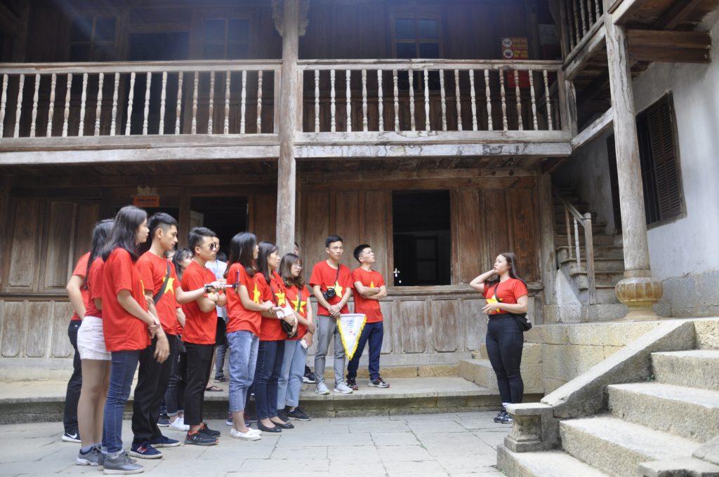 Học viên HHTC: Tự hào hát Quốc ca nơi cực Bắc Việt Nam DSC1047