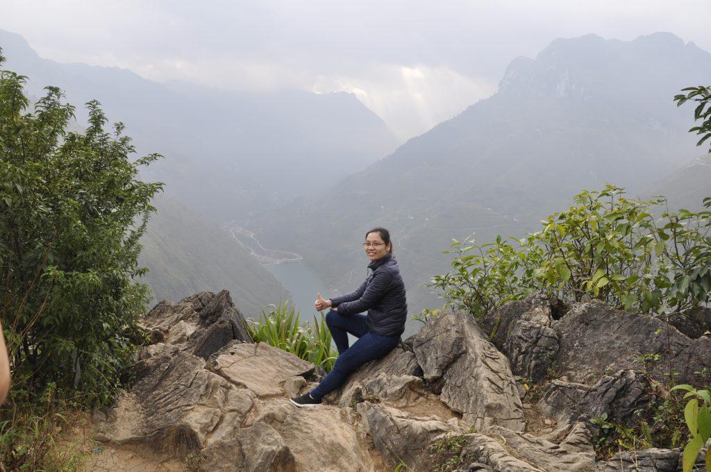 Học viên HHTC: Tự hào hát Quốc ca nơi cực Bắc Việt Nam DSC1215