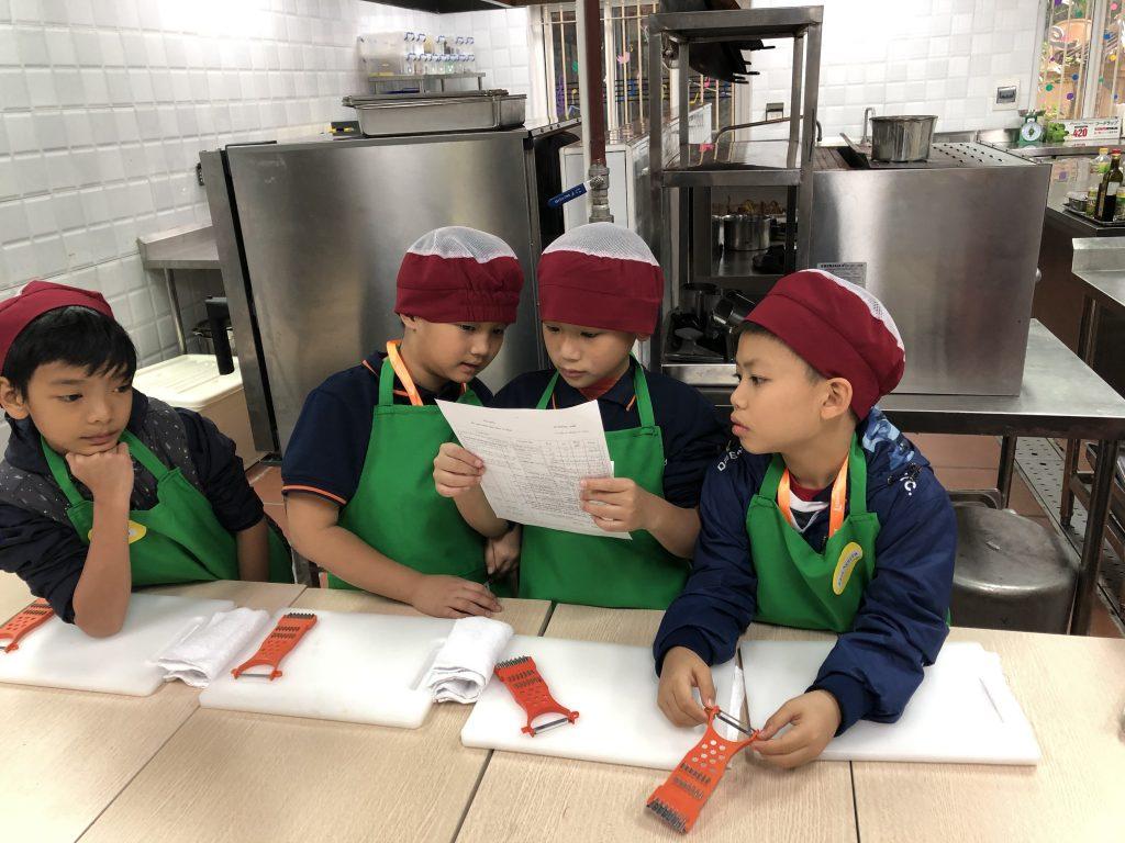 """Một ngày làm """"Đầu Bếp nhí"""" cùng các học sinh trường Tiểu học H.A.S 20190107 021629763 iOS"""