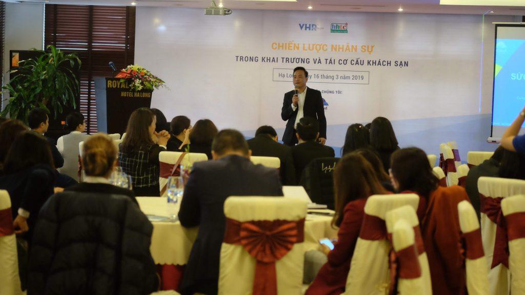"""HHTC tổ chức Hội thảo """"Chiến lược nhân sự trong khai trương và tái cơ cấu Khách sạn"""" cùng VHRO DSCF2569"""