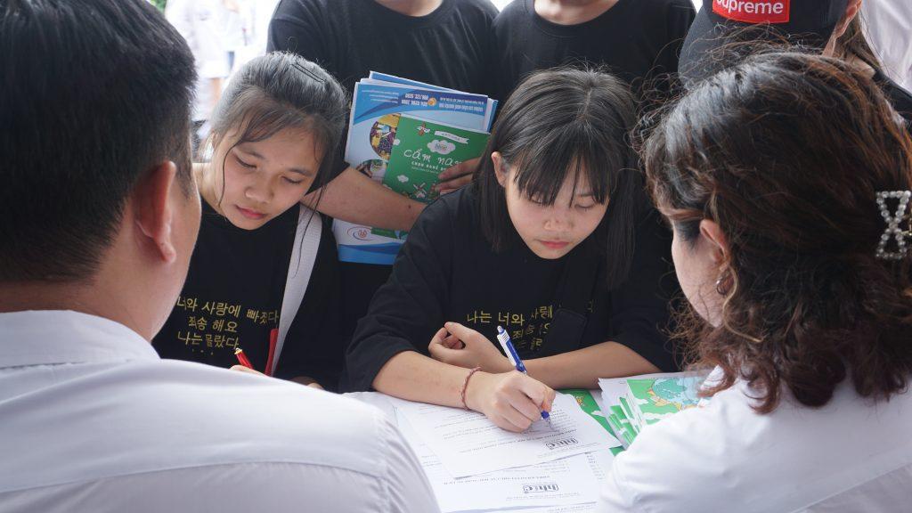 Trường Du lịch HHTC tham gia Hội nghị Gắn kết giáo dục nghề nghiệp DSC06801