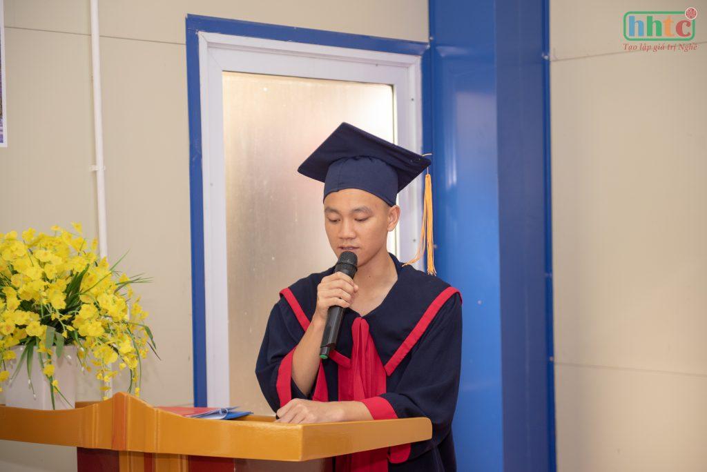 Lễ tốt nghiệp ấm cúng của học viên HHTC niên khóa 2018 - 2019 DSC 0291