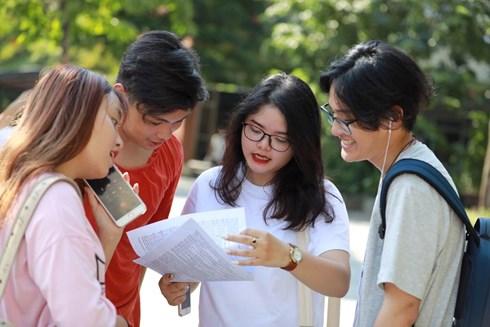 Chọn trường, chọn nghề: Không sợ thiếu chỗ học, chỉ sợ lựa chọn sai! infonet chon truong chon nghe 1