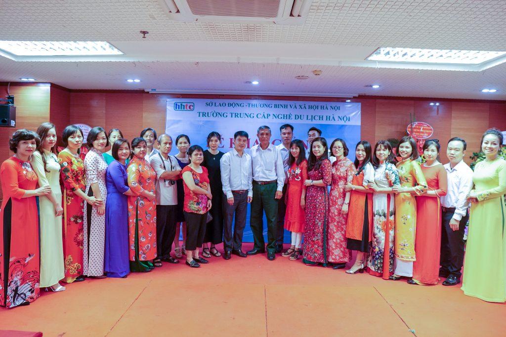 Lễ Khai giảng chào đón tân học viên năm học 2019 - 2020 DSC06067