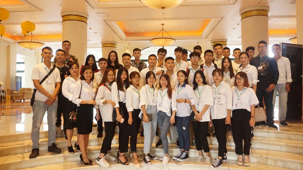 Chuyến tham quan thực tế tại Khách sạn Daewoo, Lotte Hà Nội DSC08081