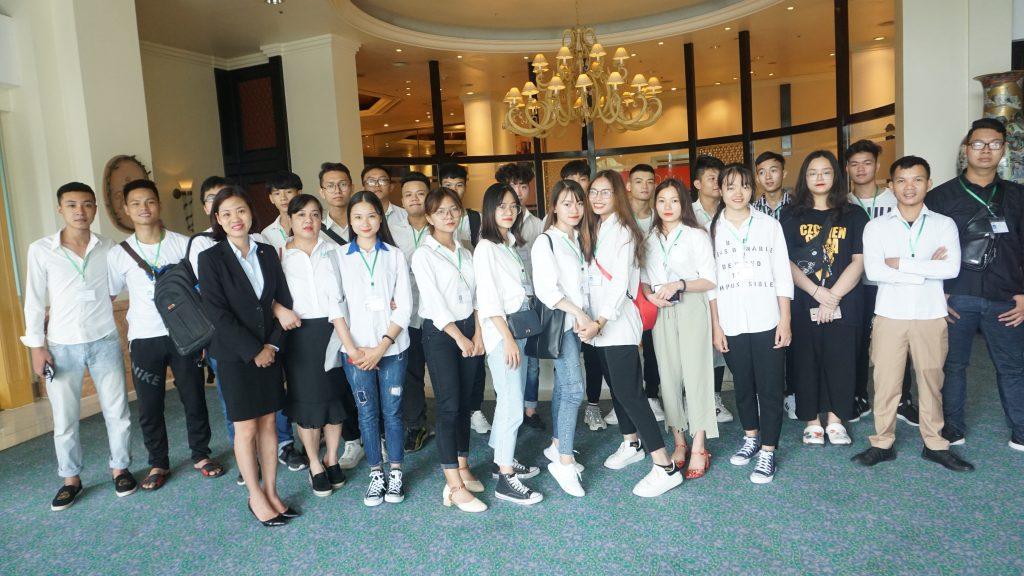 Chuyến tham quan thực tế tại Khách sạn Daewoo, Lotte Hà Nội DSC08104
