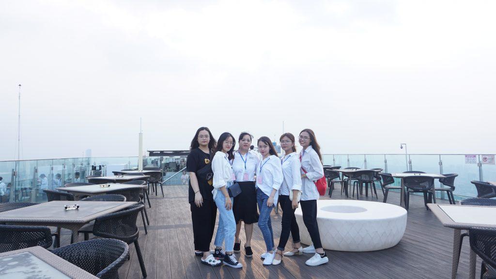 Chuyến tham quan thực tế tại Khách sạn Daewoo, Lotte Hà Nội DSC08211