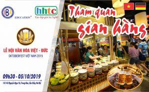 Háo hức với Lễ hội Giao lưu văn hóa Đức - Việt Gian hàng