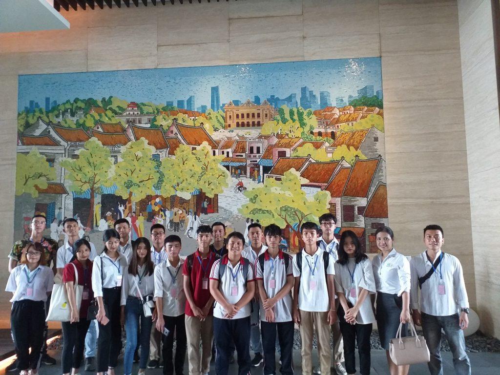Chuyến tham quan thực tế tại Khách sạn Daewoo, Lotte Hà Nội z1535259655042 336d942613abe45f597d0df5488b8fc9
