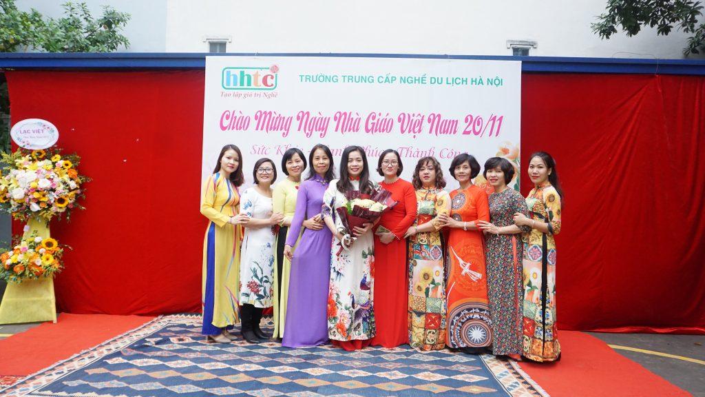 Những hình ảnh đẹp trong Lễ kỷ niệm ngày nhà giáo Việt Nam tại HHTC DSC09440