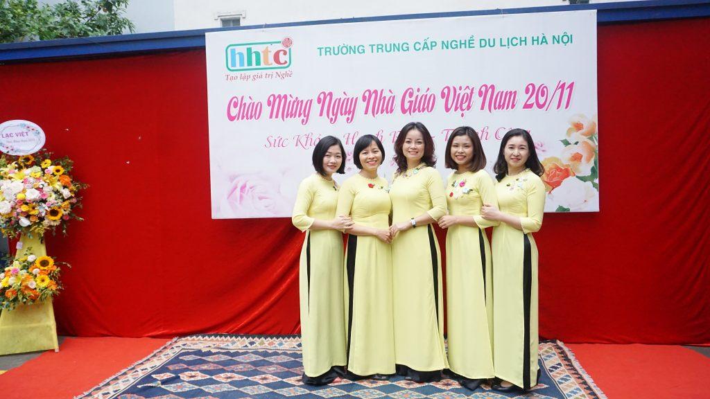 Những hình ảnh đẹp trong Lễ kỷ niệm ngày nhà giáo Việt Nam tại HHTC DSC09441