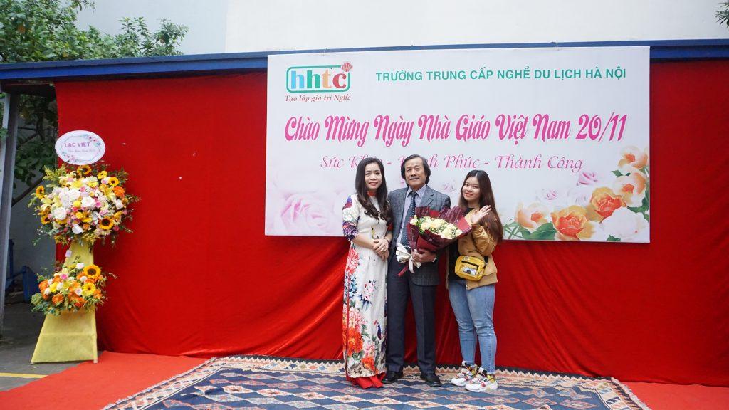 Những hình ảnh đẹp trong Lễ kỷ niệm ngày nhà giáo Việt Nam tại HHTC DSC09445