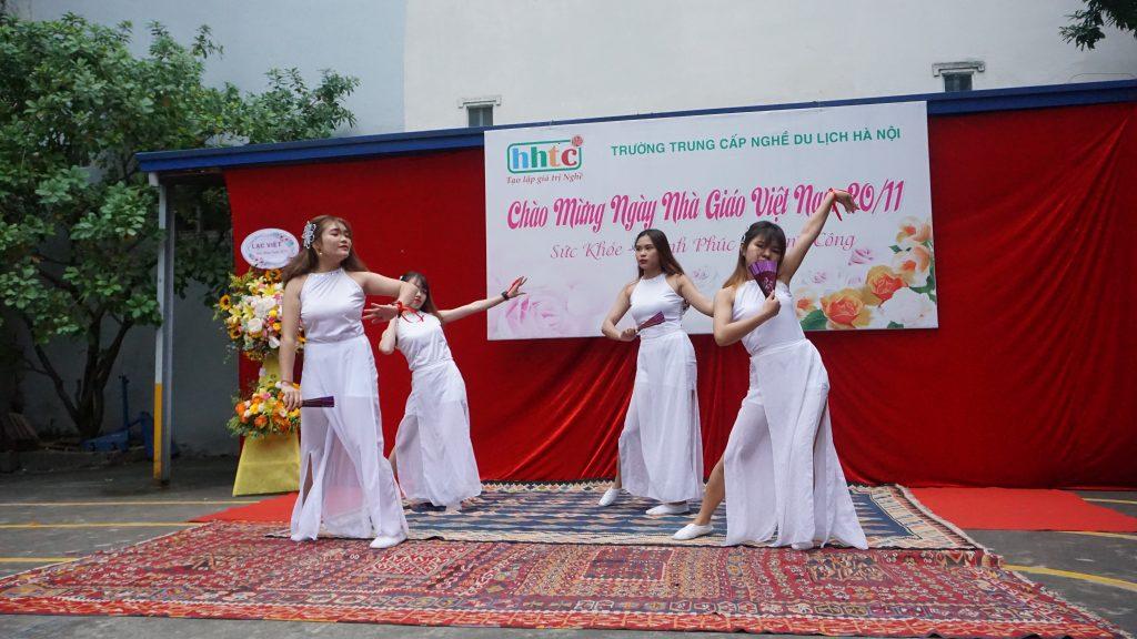 Những hình ảnh đẹp trong Lễ kỷ niệm ngày nhà giáo Việt Nam tại HHTC DSC09451
