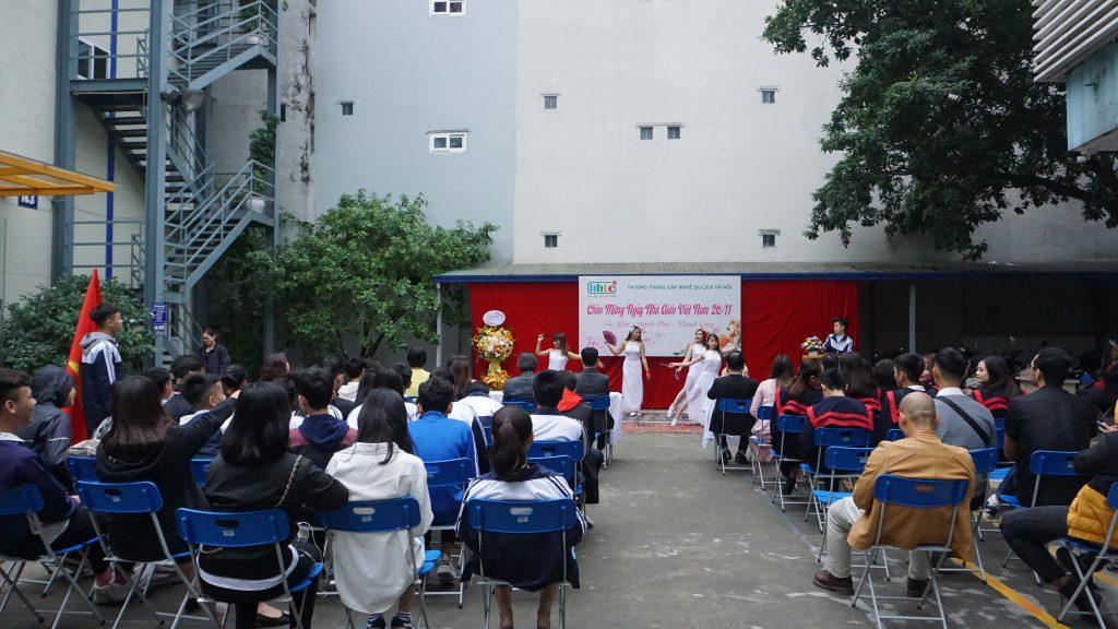 Những hình ảnh đẹp trong Lễ kỷ niệm ngày nhà giáo Việt Nam tại HHTC DSC09461