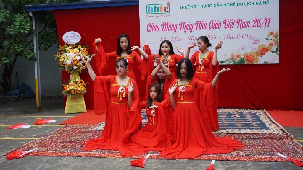 Những hình ảnh đẹp trong Lễ kỷ niệm ngày nhà giáo Việt Nam tại HHTC DSC09469