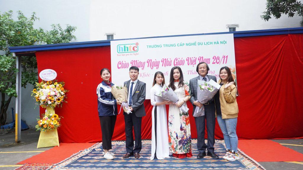 Những hình ảnh đẹp trong Lễ kỷ niệm ngày nhà giáo Việt Nam tại HHTC DSC09534